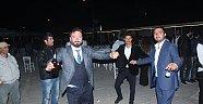 Aydan&Yunus Ulaş çiftinin düğününde eğlence had safhadaydı