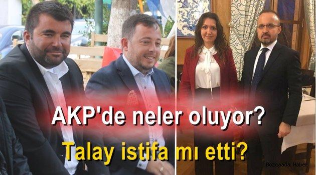 AKP'de neler oluyor? İşte yaşananlar...