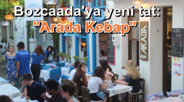 Arada Kebap'ı denediniz mi?