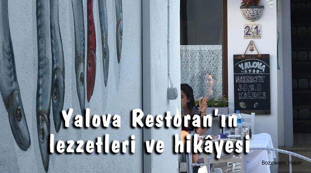 Balıkçılığın kitabını yazan lokantacı Bozcaada'da