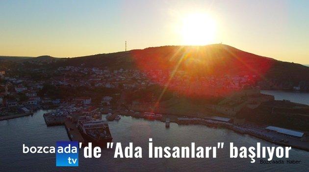 """Bozcaada TV'de """"Ada İnsanları"""" yakında başlıyor!"""