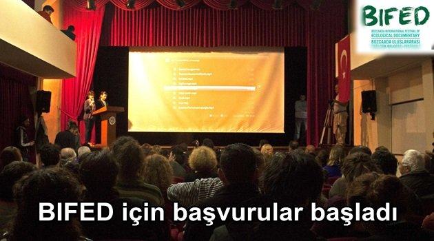 Bozcaada'nın uluslararası belgesel festivaline başvurular başladı