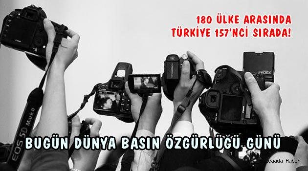 Dünya Basın Özgürlüğü Günü