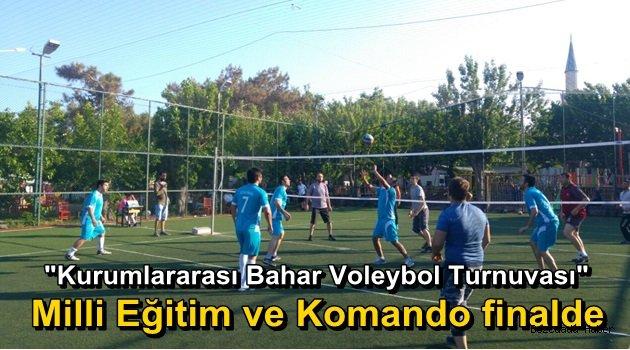 Kurumlararası Bahar Voleybol Turnuvası