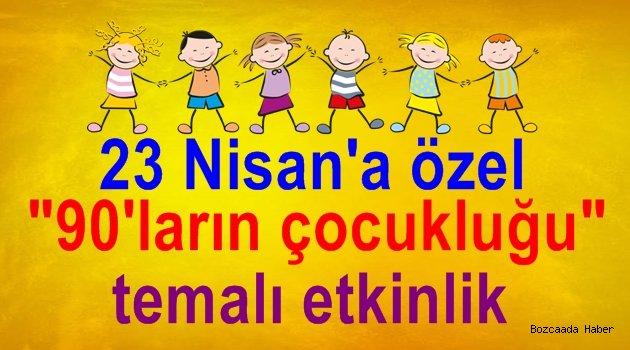 AKP İlçe Kadın Kolları'ndan 23 Nisan dolayısıyla çocuklara özel etkinlik