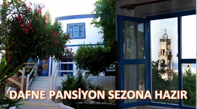 Dafne Pansiyon, Bozcaada'ya bekliyor!