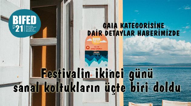 GAIA kategorisinde 2'si Türkiye'den 7 film yarışıyor