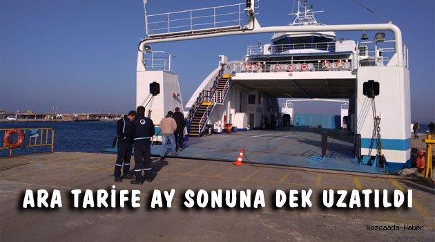 Gestaş tarifeyi 30 Haziran'a kadar uzattı