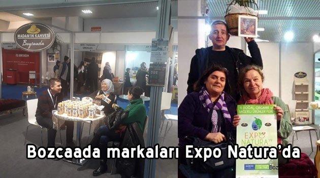 Kadın Kooperatifi Expo Natura Fuarı'nda