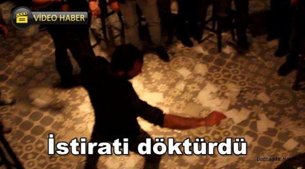 Salhane'de Rum-Türk gecesi