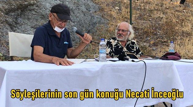 Şarap Söyleşilerinin son gün konuğu Necati İnceoğlu