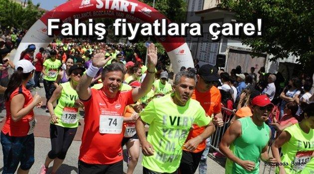 Maraton zamanı fahiş fiyat uygulamasına çözüm için buluştular