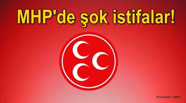 MHP'de istifa depremleri sürüyor