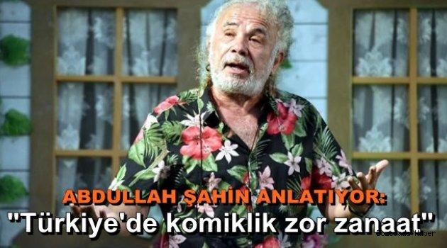 Nokta ile Virgül'ün 'Nokta'sı Abdullah Şahin anlatıyor