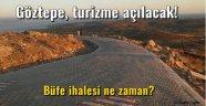 Belediye Göztepe'ye büfe açılması için...