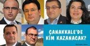 Çanakkale milletvekili adayları belli oldu