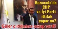 İyi Parti Bozcaada İlçe Başkanı Güler'den ittifak iddialarına yanıt