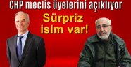 CHP meclis üyelerini açıklıyor