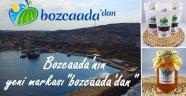 """Bozcaada'nın yeni markası """"bozcaada'dan"""""""