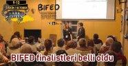 BIFED finalinde 2'si Türkiye'den toplam 17 film yarışacak