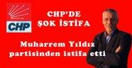 CHP'de şok ayrılık: Muharrem Yıldız partisinden istifa etti