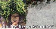 "Cemil Onay ""Göz Kırpan Kız"" resmini sildi"
