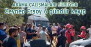 Bozcaada didik didik aranıyor, Zeynep Ersoy hâlâ bulunamadı