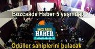 Bozcaada Haber Ödülleri sahiplerini bulacak!