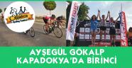 Bozcaada'ya bir kupa da Kapadokya Bisiklet Turu'ndan!
