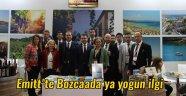 Fuarın yıldızı Bozcaada: İlk gün 5 bin kişi ziyaret etti!