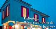 Kalinihta, ikinci sezonunda da misafirlerini bekliyor