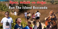 Run The Island Bozcaada festivali tamamlandı
