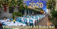 Yeni yılda muhteşem lezzetler Ali Baba'da!