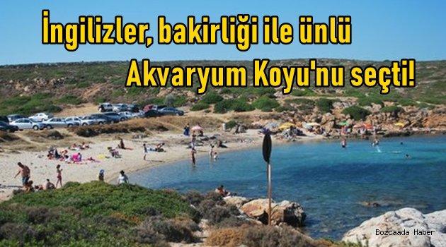 The Guardin, Akvaryum Koyu'nu en iyi 30 plaj arasında gösterdi.
