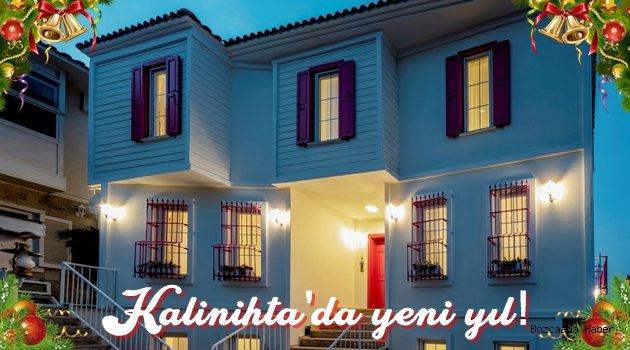 Yılbaşında Bozcaada'da konaklamanın adresi: Kalinihta Otel