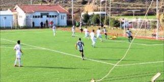 Bozcaadaspor 2-1 Yeni Çanspor